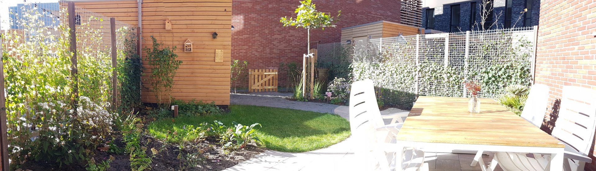 Nieuwe tuin aanleggen great aanleggen van geheel nieuwe for Tuin renoveren tips